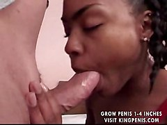 Black Chick Banged And Spermed2