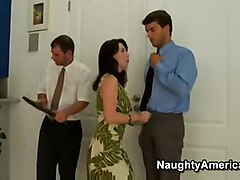 Alia Janine Rayveness - Seduced By A Cougar