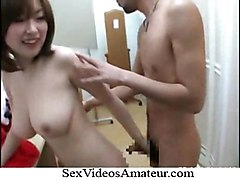 Rio Hamasaki Pretty Asian Model Enjoys Lots Of Fast Sex