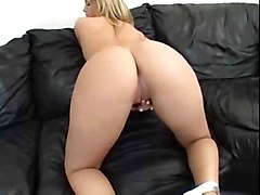 Fat Booty Alexis Texas Bouncing On Cock