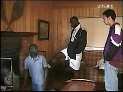 Bobby And Blake And Buddy Destroy A Black Guys Ass