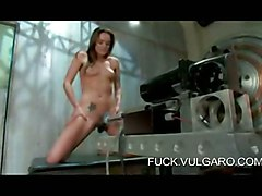 Orgasmic Babe Tori Black Fucked By Machines