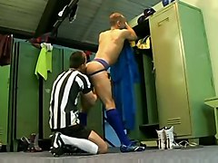 Twinks At The Locker Room